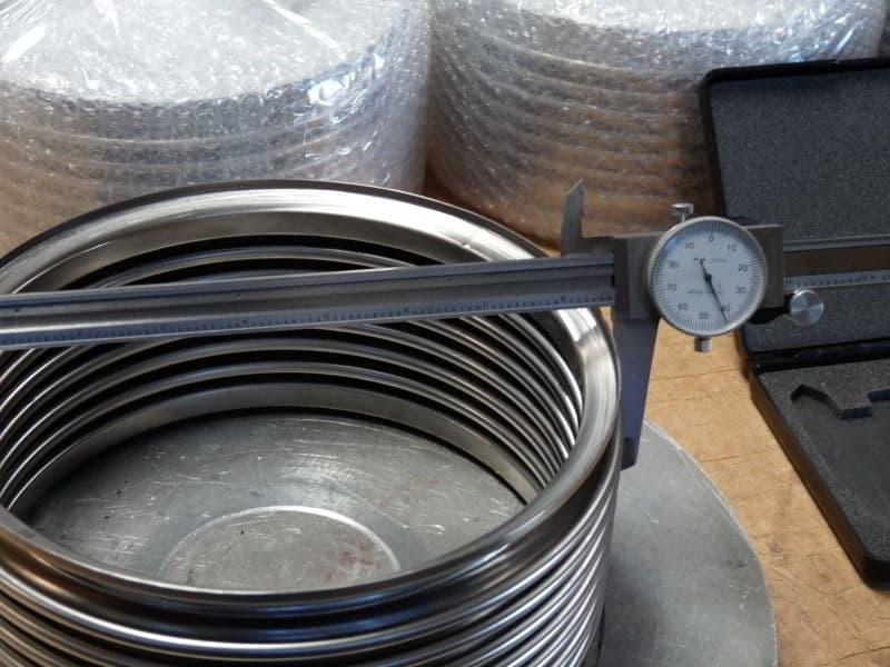 Metal Bellows Expanded Necks